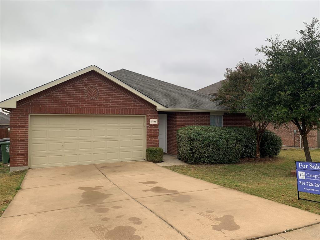 Active | 1405 Whitewater  Drive Little Elm, TX 75068 0