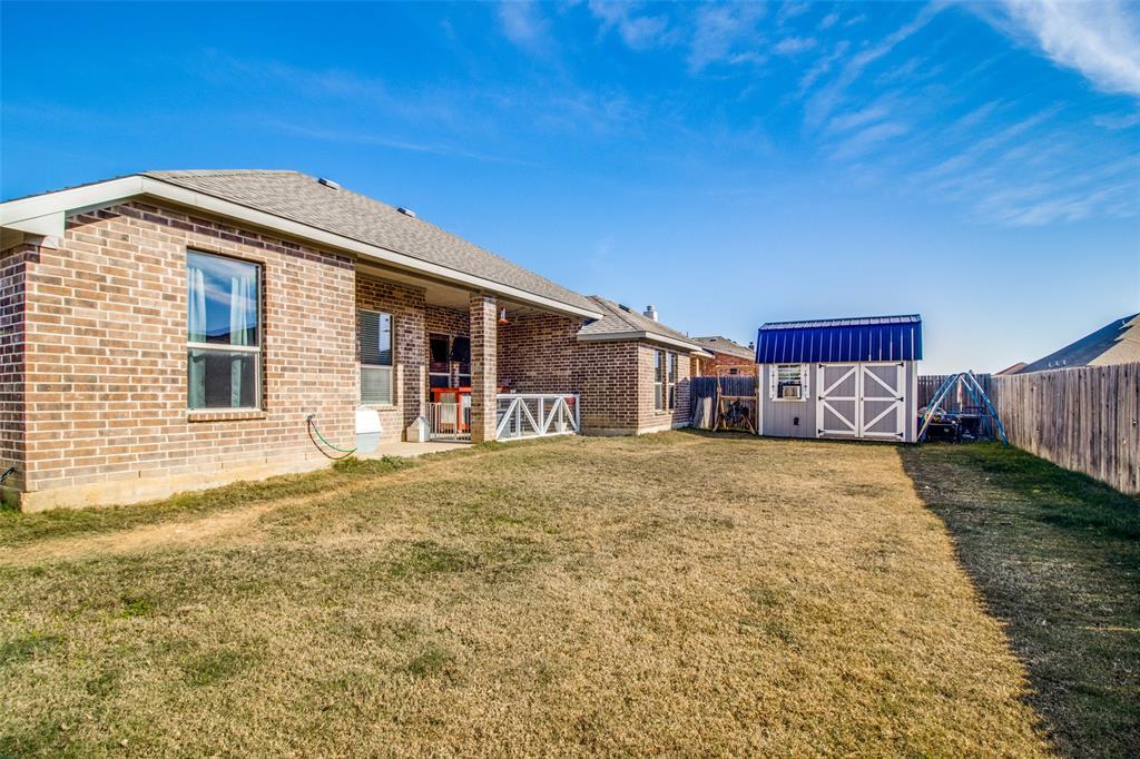 Sold Property | 4915 Lakepark Drive Sanger, Texas 76266 23
