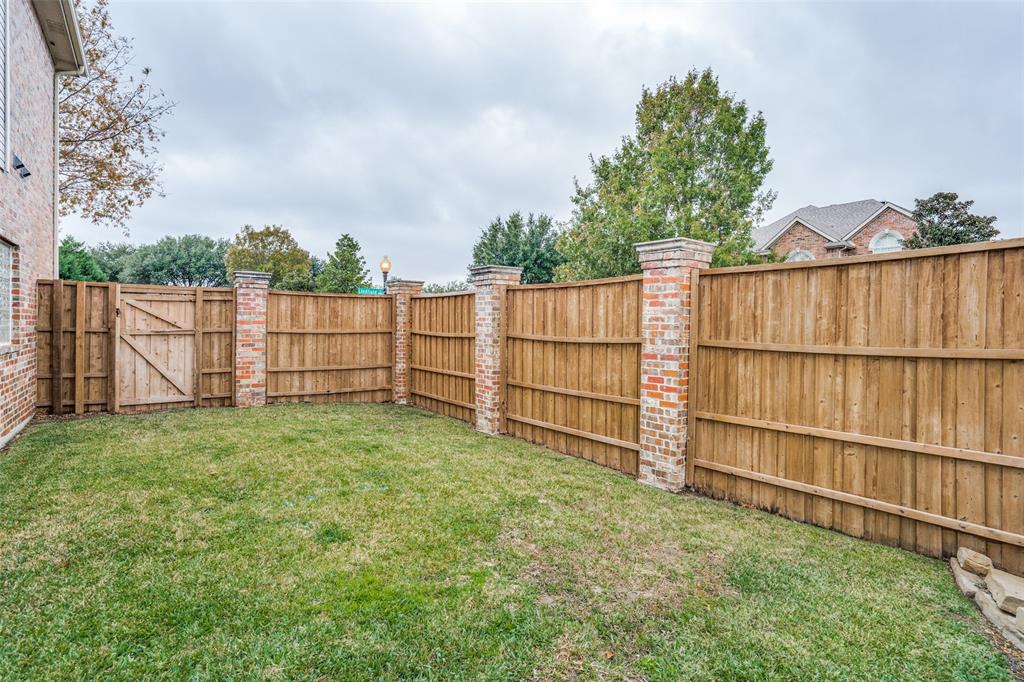 Active Option Contract | 5912 Lindfield  Court Plano, TX 75093 27