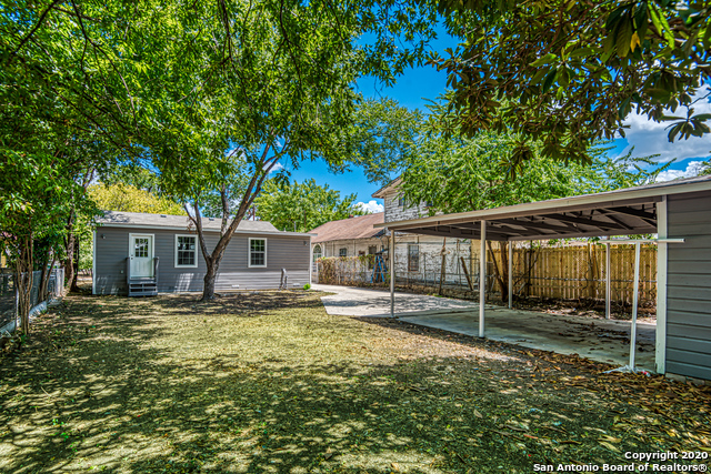 Active Option | 330 GIVENS AVE San Antonio, TX 78204 7