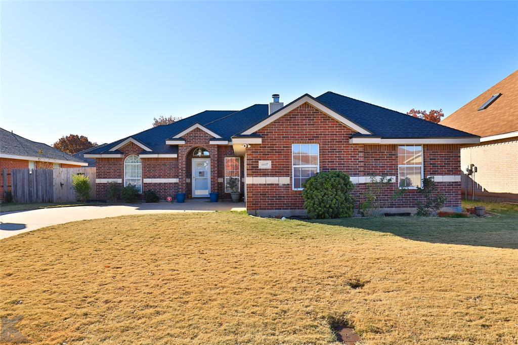 Sold Property | 6617 Picadilly  Street Abilene, TX 79606 1