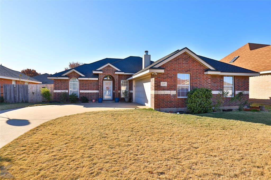 Sold Property | 6617 Picadilly  Street Abilene, TX 79606 3