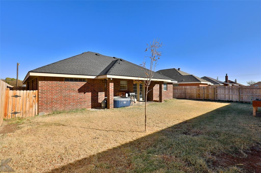 Sold Property | 6617 Picadilly  Street Abilene, TX 79606 33