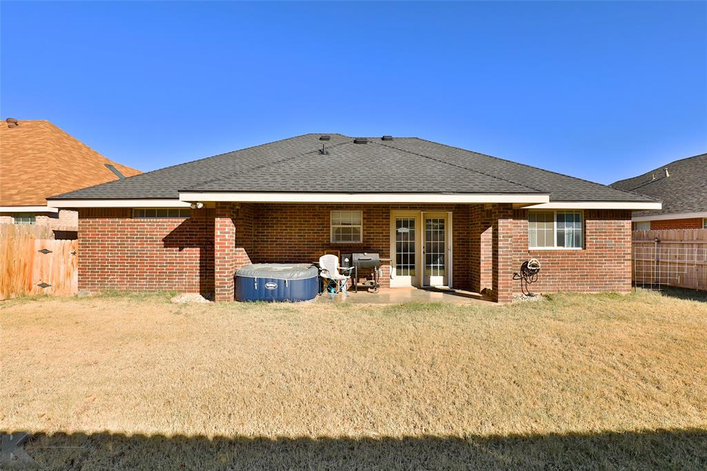 Sold Property | 6617 Picadilly  Street Abilene, TX 79606 35