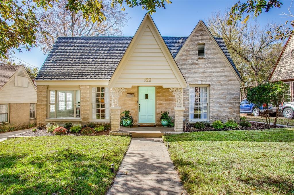 Sold Property | 823 Valencia Street Dallas, Texas 75223 1