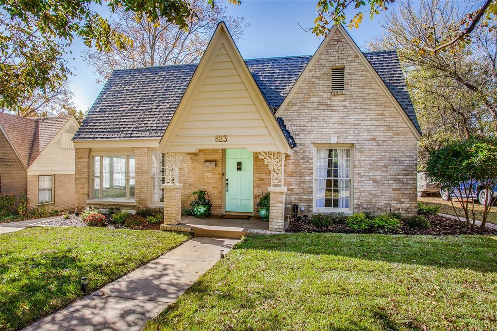 Sold Property | 823 Valencia Street Dallas, Texas 75223 2