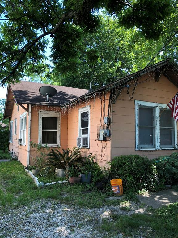 Off Market | 1209 Posey Street Houston, TX 77009 1