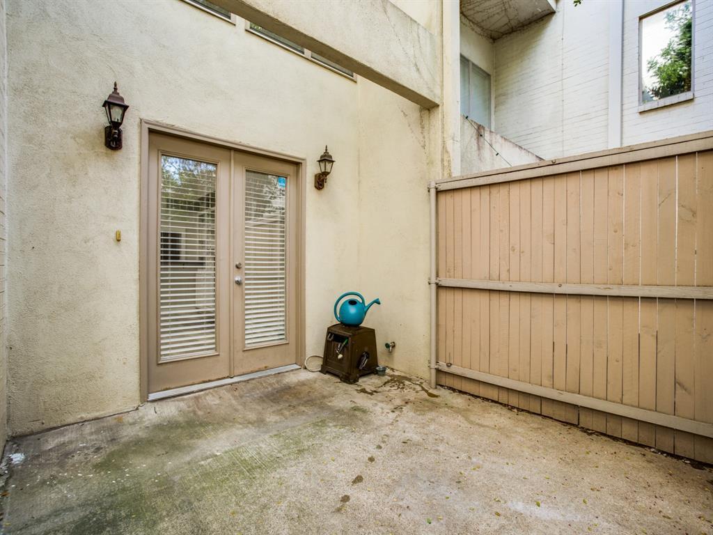 Sold Property | 3906 Buena Vista Street #15A Dallas, Texas 75204 15