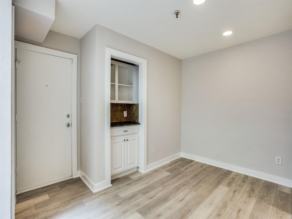 Active Option Contract | 3906 Buena Vista Street #15A Dallas, Texas 75204 5