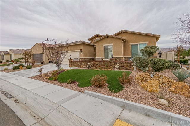 Closed | 18981 Cassia Court Apple Valley, CA 92308 2