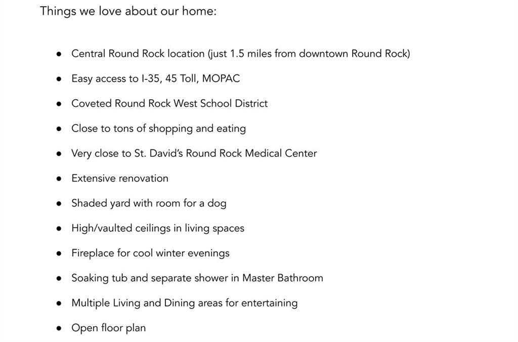 Off Market | 2103 Spring Hollow  Path Round Rock, TX 78681 30