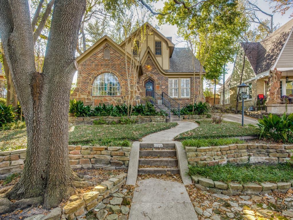 Sold Property | 1023 Sarasota Circle Dallas, Texas 75223 1
