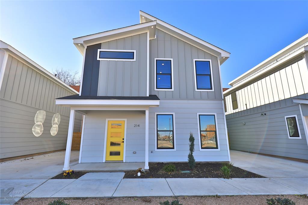 Active   214 Pecan Street Abilene, Texas 79602 1