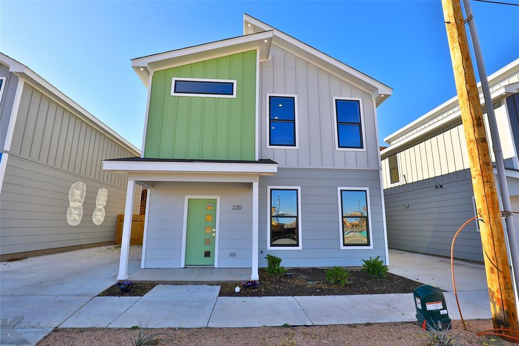 Active Option Contract | 220 Pecan Street Abilene, Texas 79602 1