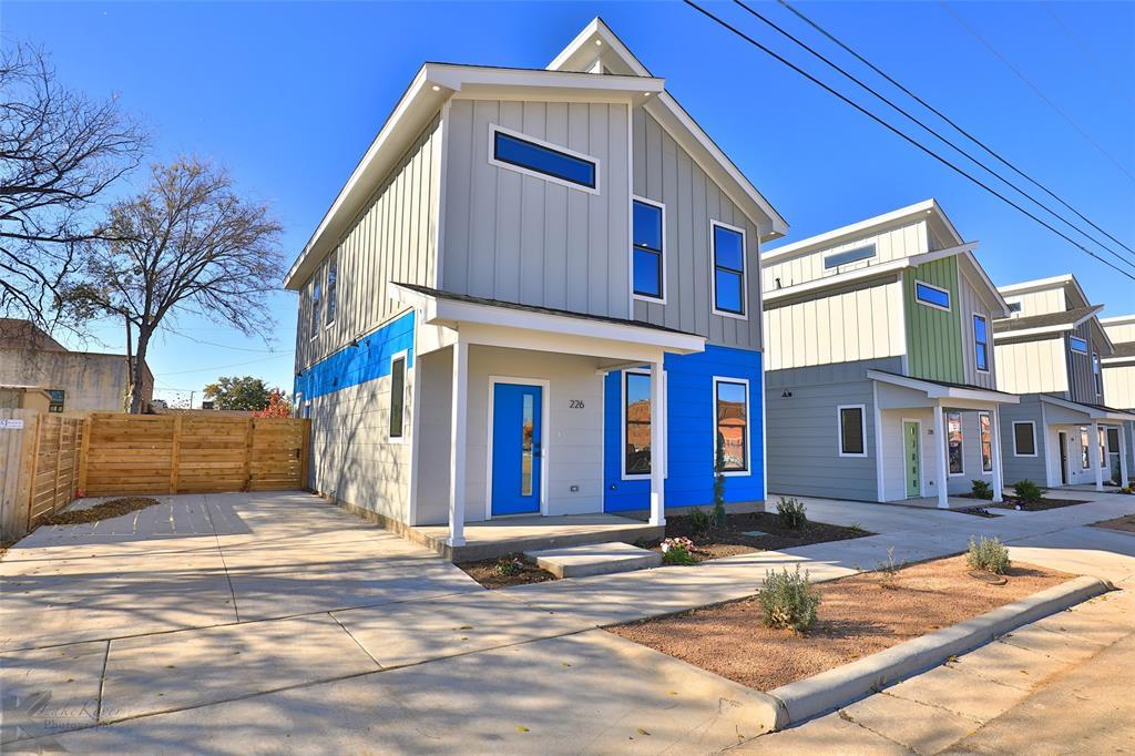 Active Option Contract | 226 Pecan Street Abilene, Texas 79602 0