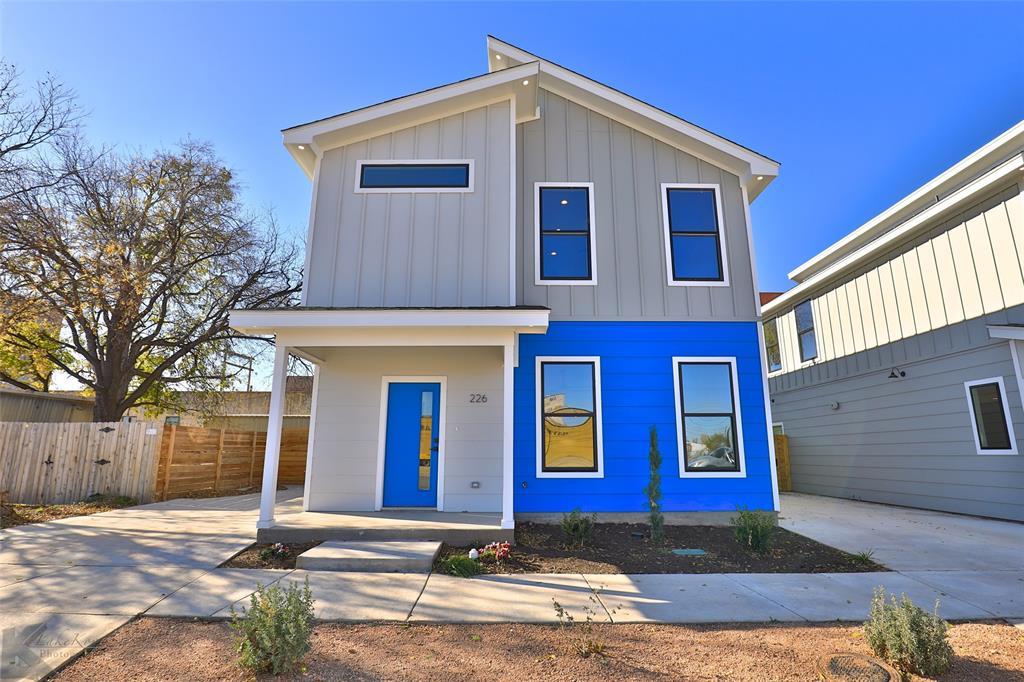 Active Option Contract | 226 Pecan Street Abilene, Texas 79602 1