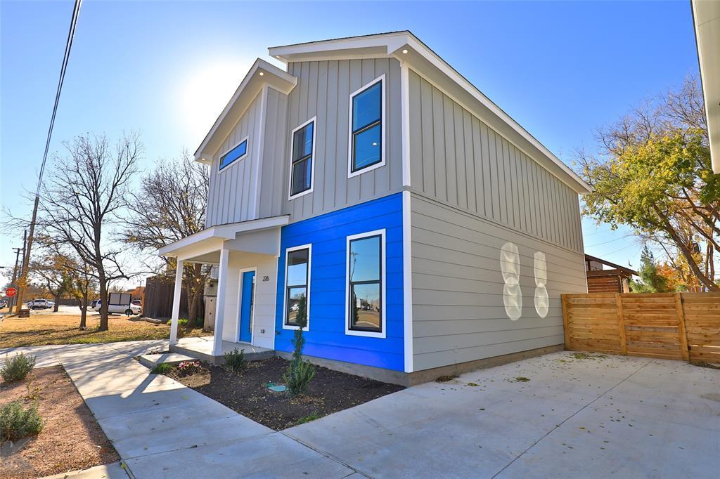 Active Option Contract | 226 Pecan Street Abilene, Texas 79602 2