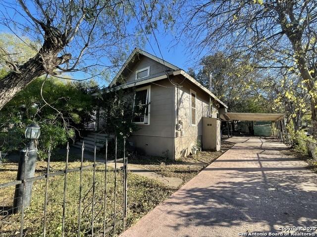 Off Market | 218 COLEMAN ST San Antonio, TX 78208 1