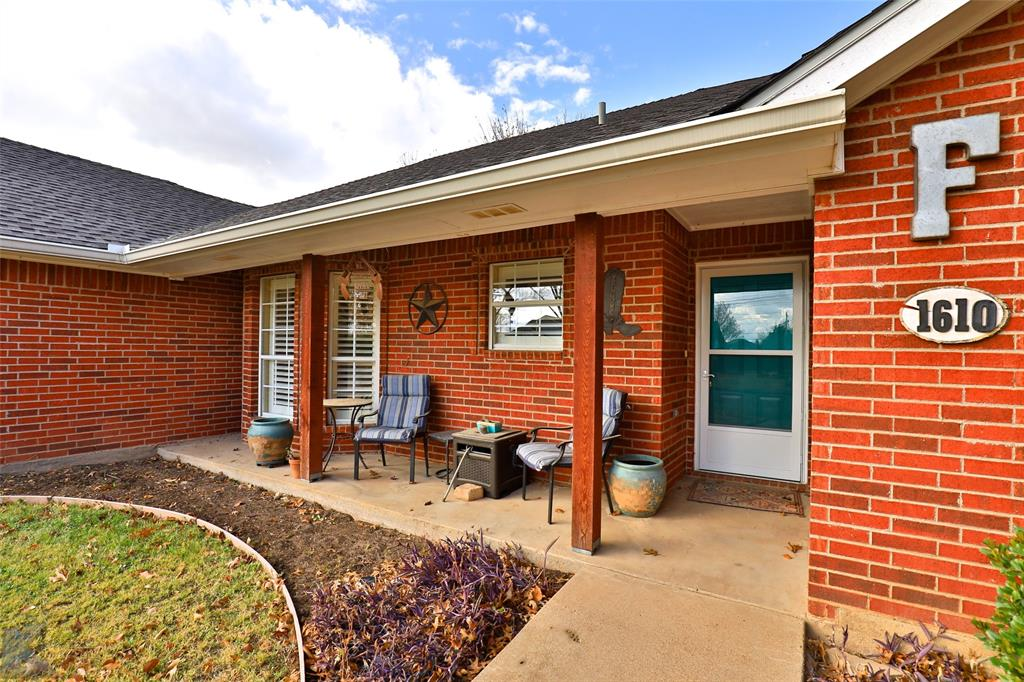 Sold Property | 1610 Morrow Lane Abilene, Texas 79601 3