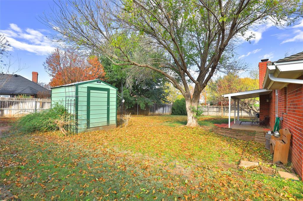 Sold Property | 1610 Morrow Lane Abilene, Texas 79601 30