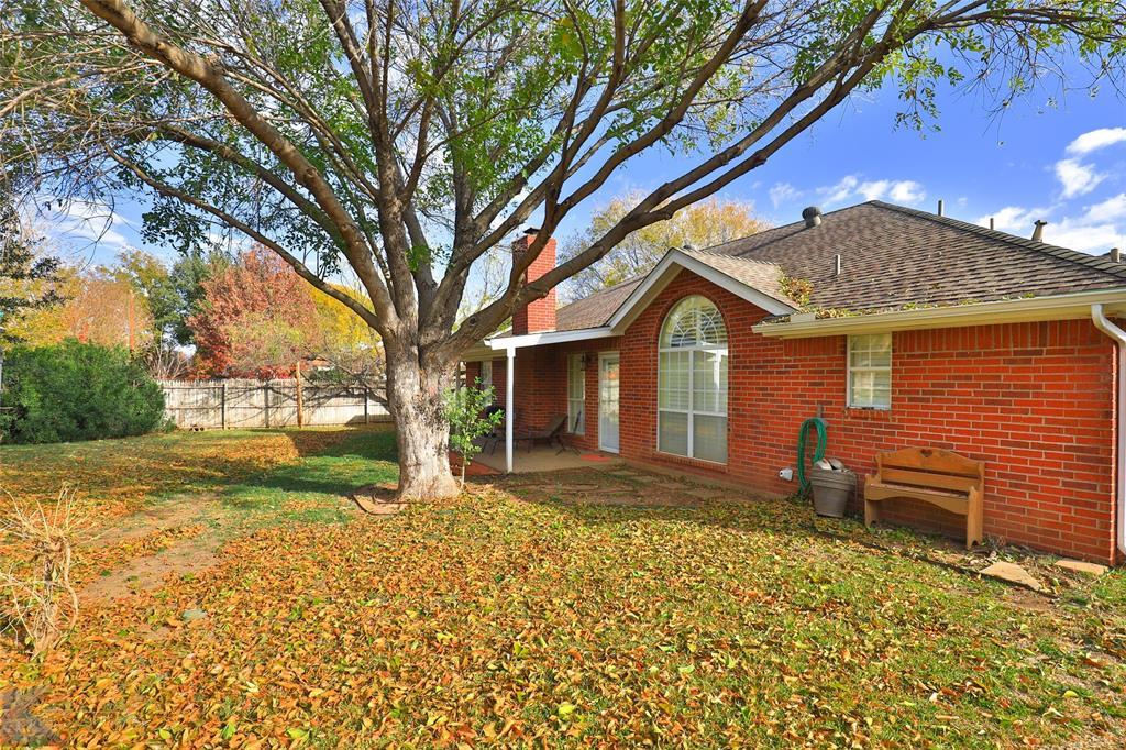Sold Property | 1610 Morrow Lane Abilene, Texas 79601 31