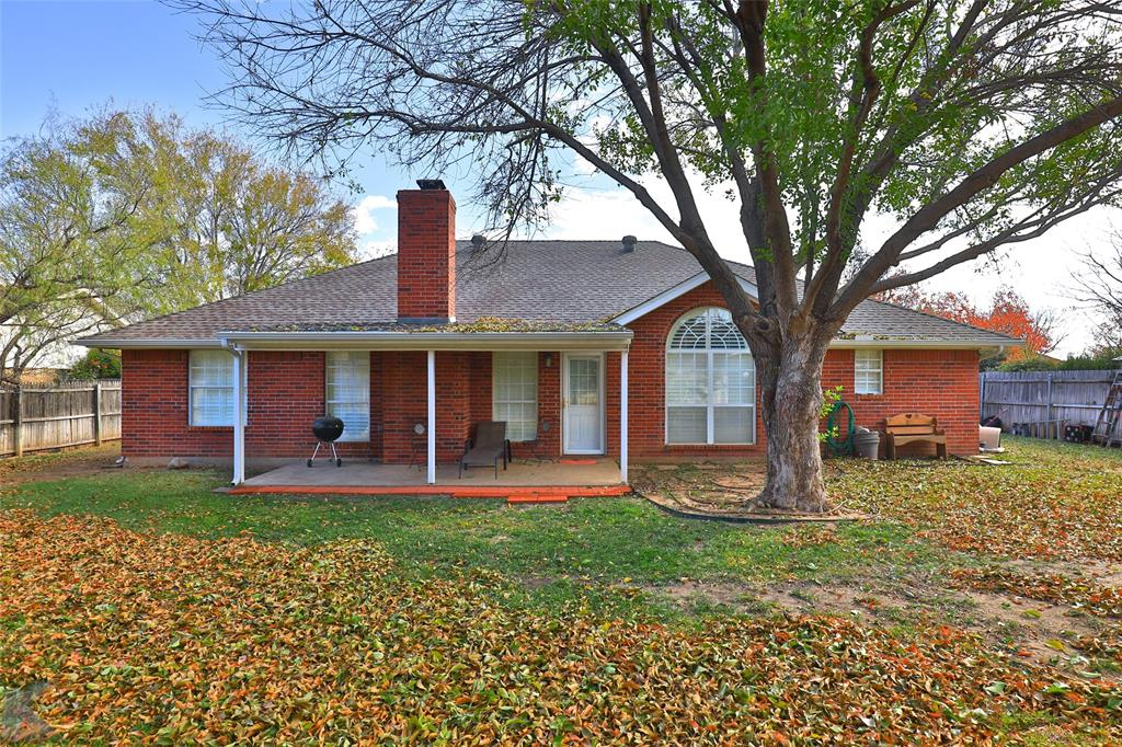 Sold Property | 1610 Morrow Lane Abilene, Texas 79601 33