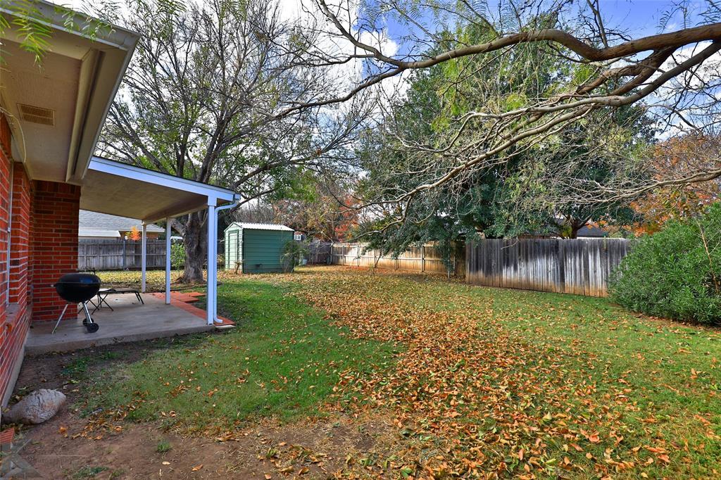 Sold Property | 1610 Morrow Lane Abilene, Texas 79601 35