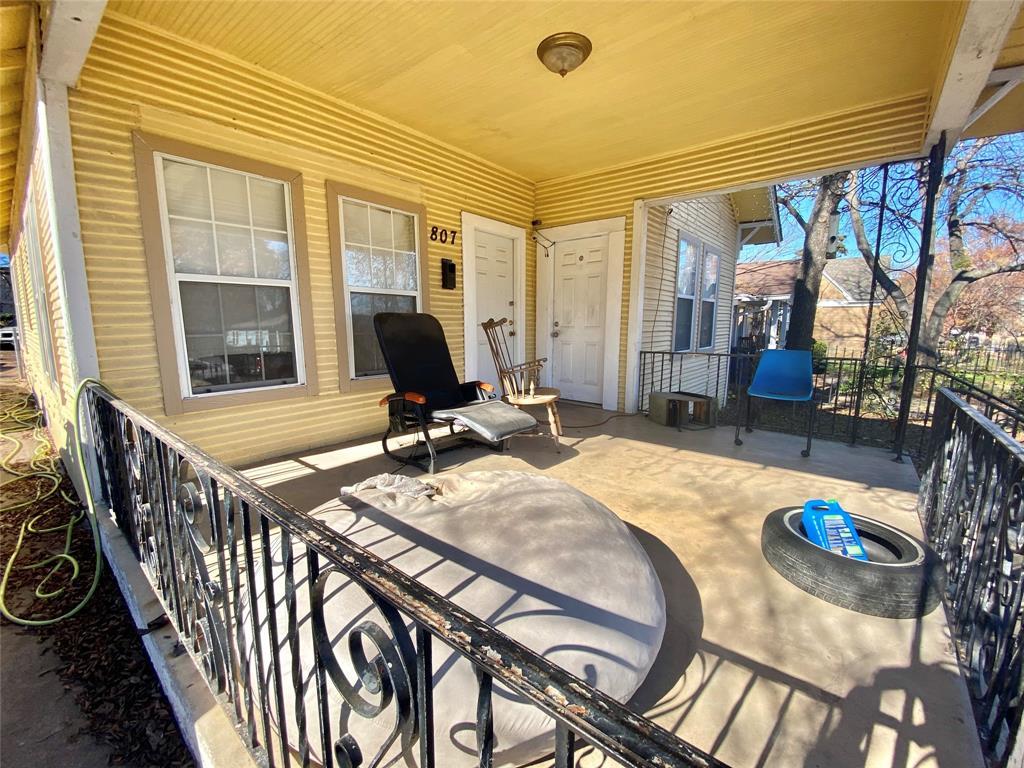 Active Option Contract | 807 Hollywood  Avenue Dallas, TX 75208 2