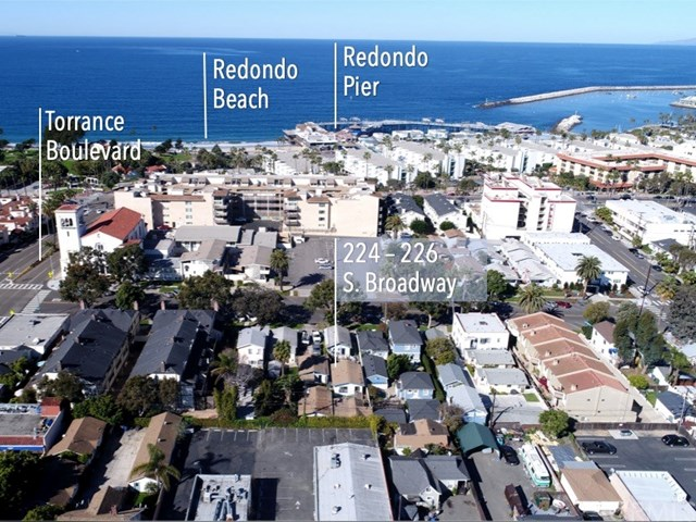 Active Under Contract | 224 S Broadway Redondo Beach, CA 90277 0