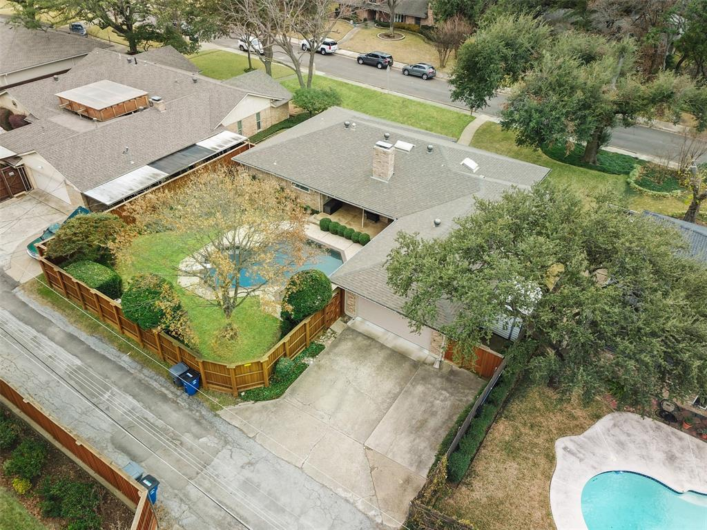 Sold Property | 7611 Tanglecrest Drive Dallas, Texas 75254 33