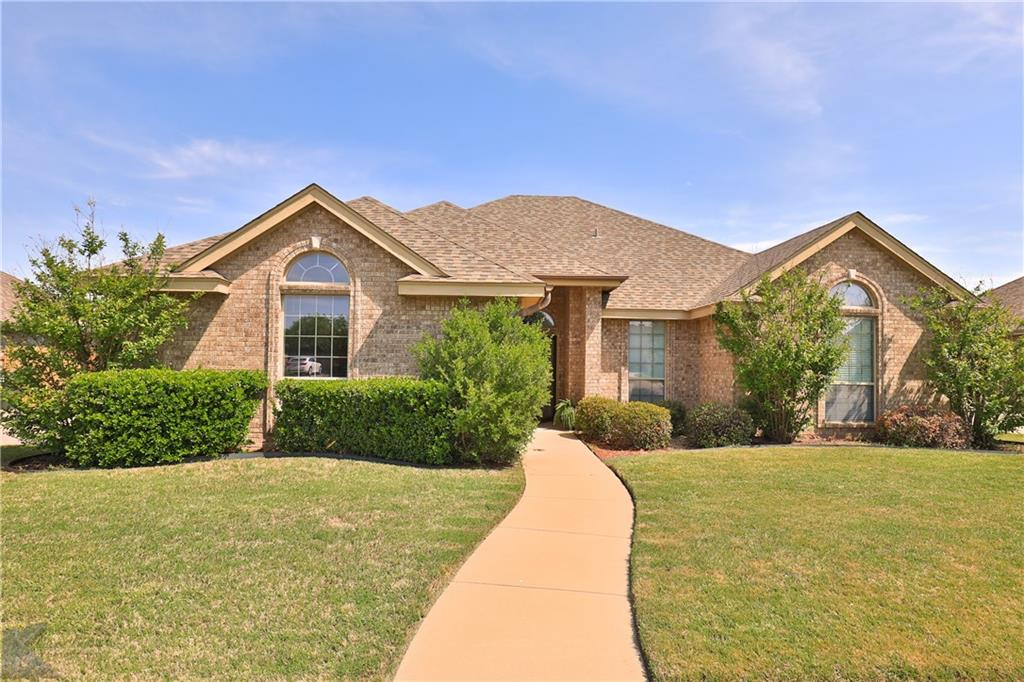 Sold Property | 702 Lone Star Drive Abilene, Texas 79602 1