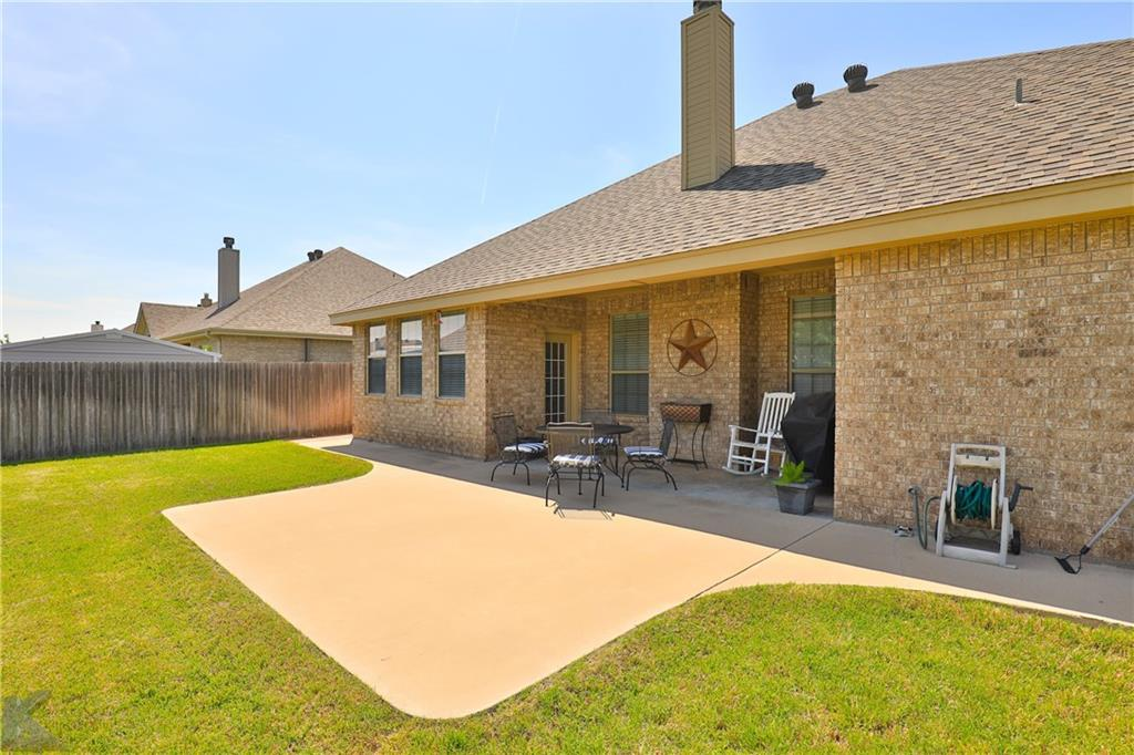 Sold Property | 702 Lone Star Drive Abilene, Texas 79602 28