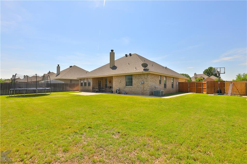 Sold Property | 702 Lone Star Drive Abilene, Texas 79602 29