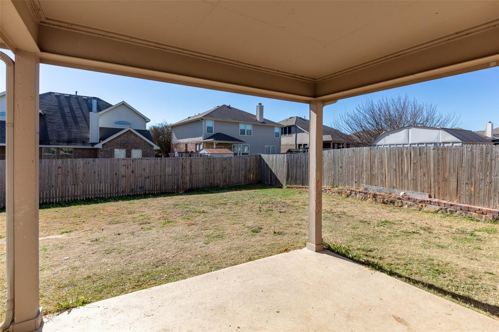 Active Option Contract | 6009 Walleye  Drive Fort Worth, TX 76179 24