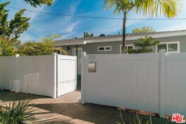 Closed | 2635 7Th  Street Santa Monica, CA 90405 20
