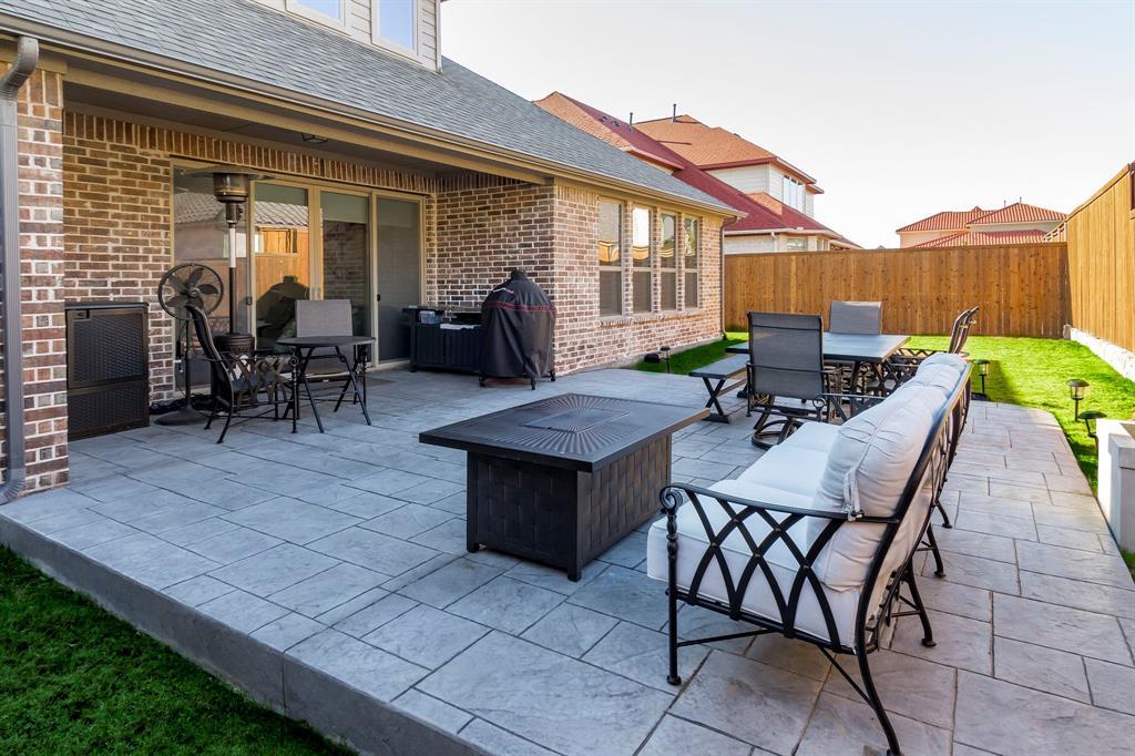 Active Option Contract | 13536 Ponder  Lane Frisco, TX 75035 24
