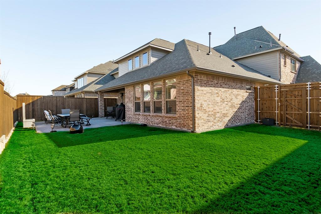 Active Option Contract | 13536 Ponder  Lane Frisco, TX 75035 25