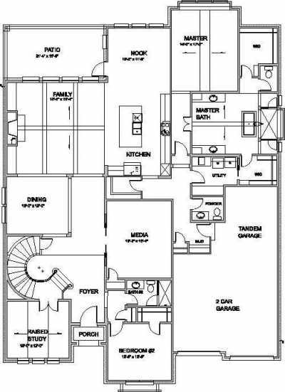 Sold Property | 15287 Viburnum Road Frisco, Texas 75035 1