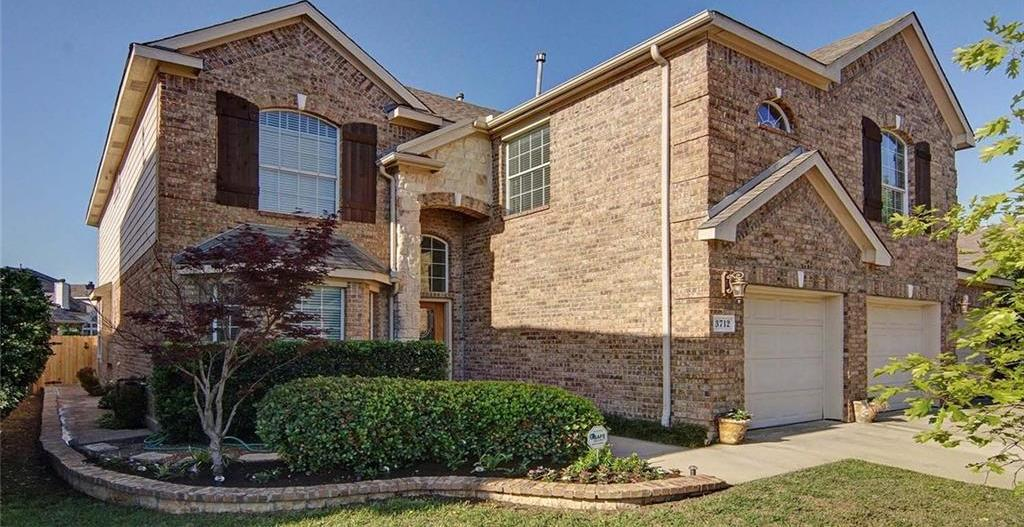 Sold Property   3712 Applesprings Drive Fort Worth, Texas 76244 2