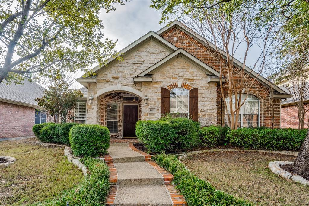 Active Option Contract | 2551 Windgate  Lane Frisco, TX 75033 0