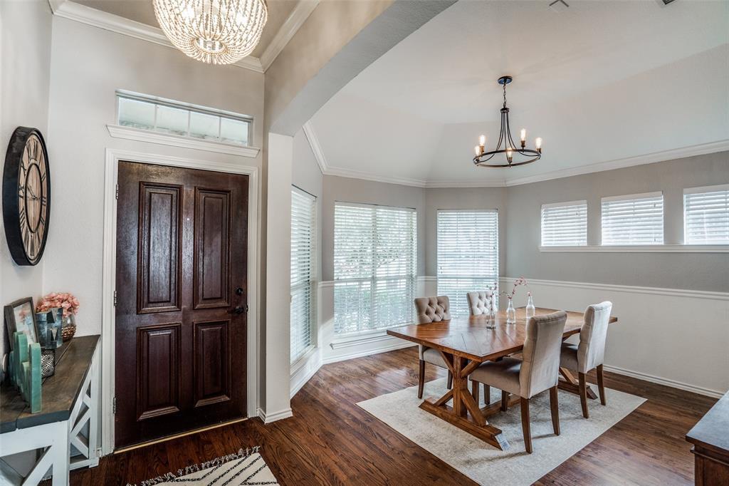Active Option Contract | 2551 Windgate  Lane Frisco, TX 75033 1