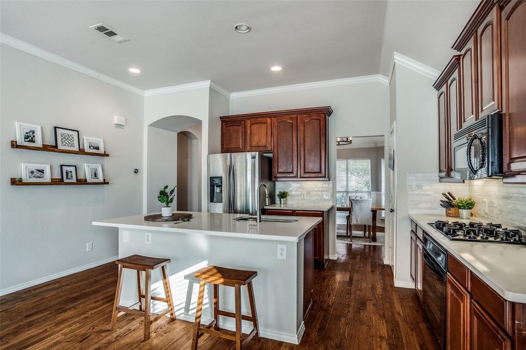 Active Option Contract | 2551 Windgate  Lane Frisco, TX 75033 10