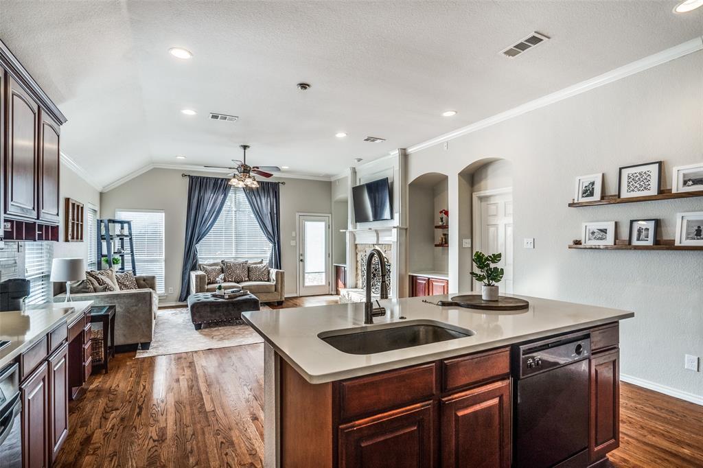 Active Option Contract | 2551 Windgate  Lane Frisco, TX 75033 11