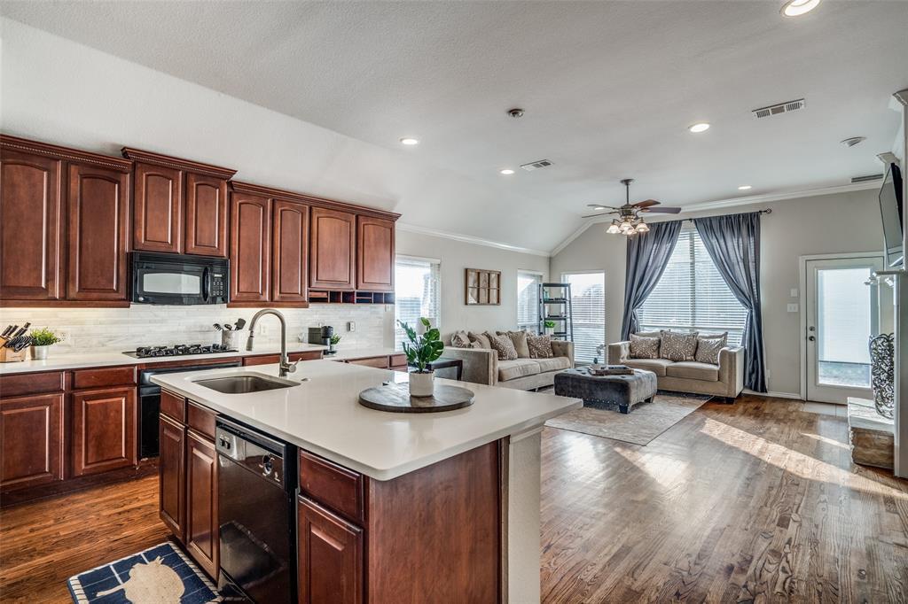 Active Option Contract | 2551 Windgate  Lane Frisco, TX 75033 12