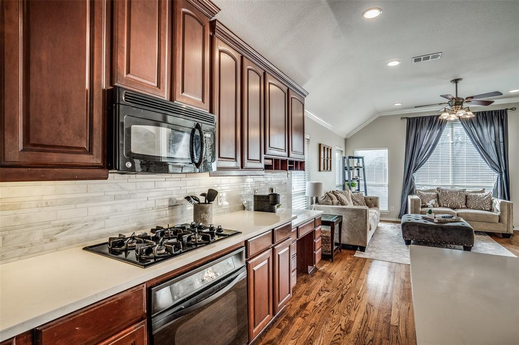 Active Option Contract | 2551 Windgate  Lane Frisco, TX 75033 13