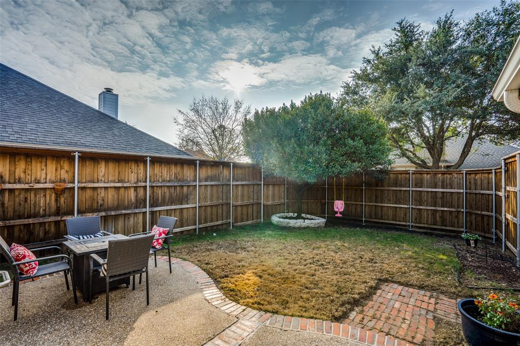 Active Option Contract | 2551 Windgate  Lane Frisco, TX 75033 23