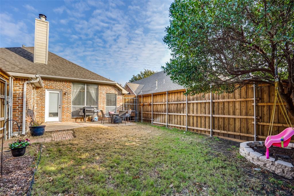 Active Option Contract | 2551 Windgate  Lane Frisco, TX 75033 24