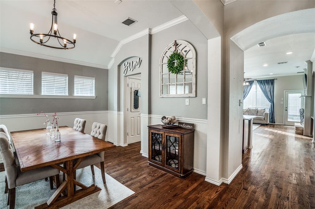 Active Option Contract | 2551 Windgate  Lane Frisco, TX 75033 3