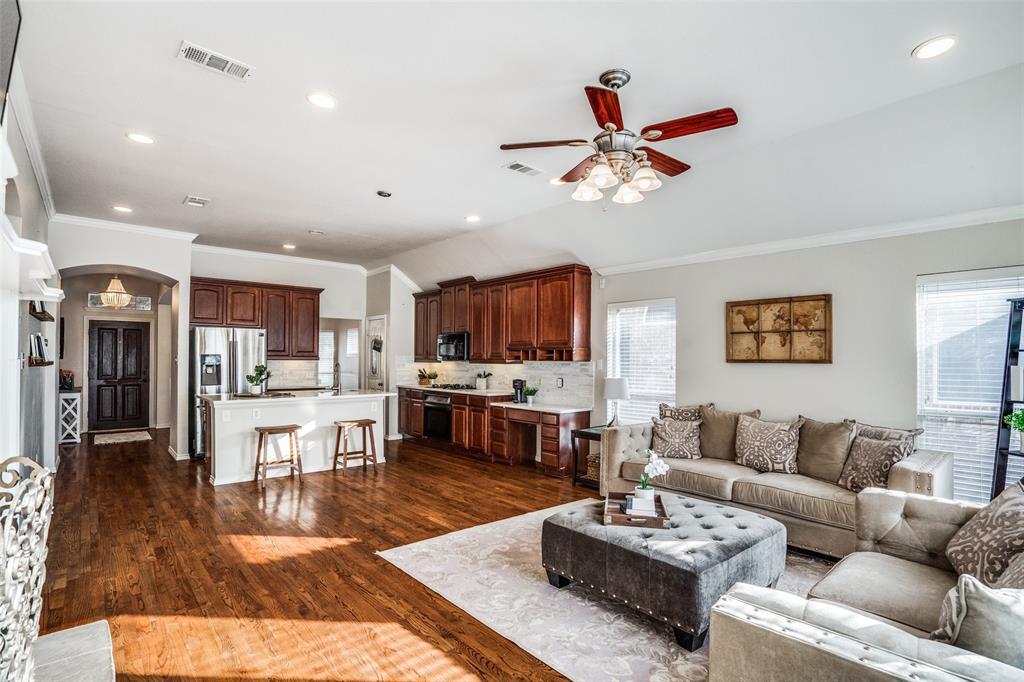 Active Option Contract | 2551 Windgate  Lane Frisco, TX 75033 4
