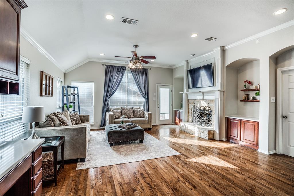 Active Option Contract | 2551 Windgate  Lane Frisco, TX 75033 8